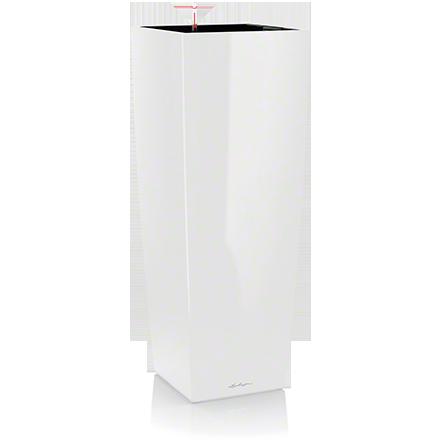 Lechuza Cubico Premium Alto Белое
